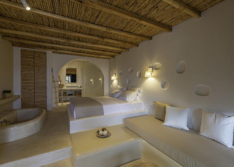 Deluxe Suites | Sea View