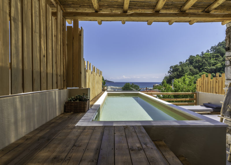 Superior Suite | Sea view | Outdoor Swimming Pool